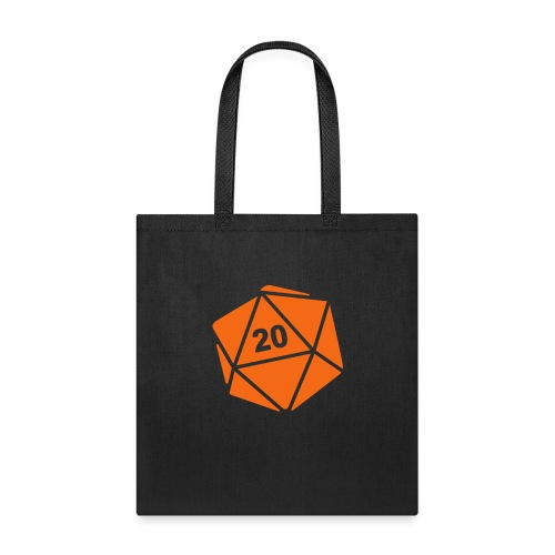 D20 Winter Toque - Tote Bag