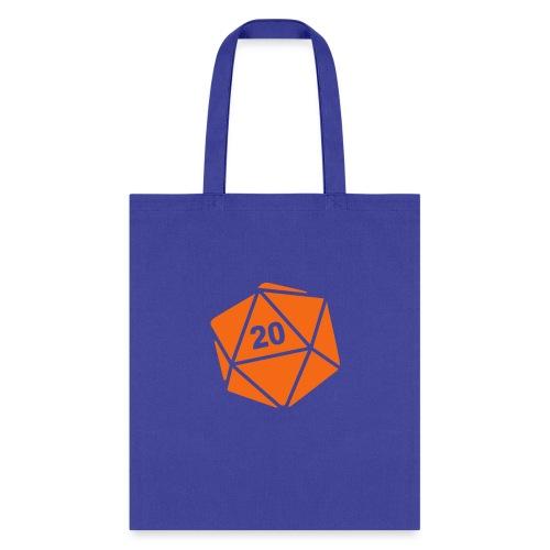 D20 Winter Toque - Tote Bag