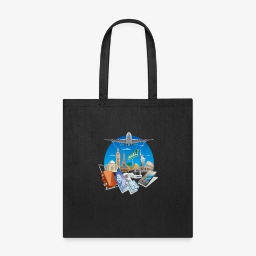 Holiday t-shirt - Tote Bag