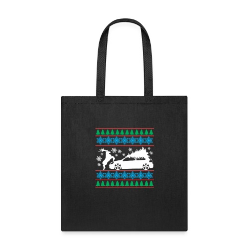 MK6 GTI Ugly Christmas Sweater - Tote Bag