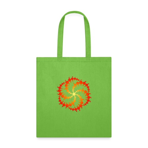Crop circle - Tote Bag