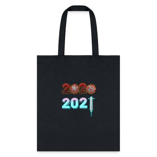 2021: A New Hope - Tote Bag