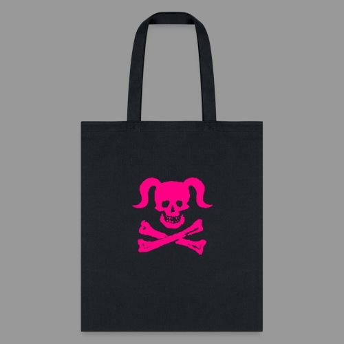 Dirty Girly - Tote Bag