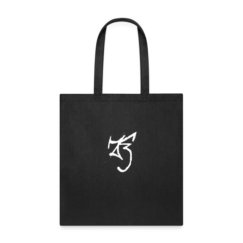 Bandanna-AuthentiK-Blank With Symbol - Tote Bag