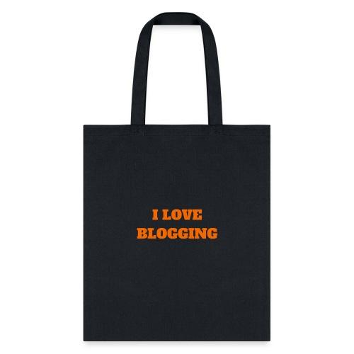 iloveblogging - Tote Bag
