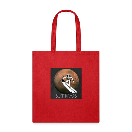 space surfer - Tote Bag