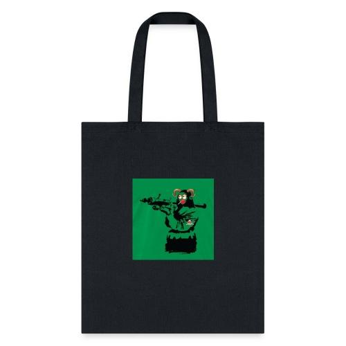 Baskey mona lisa - Tote Bag