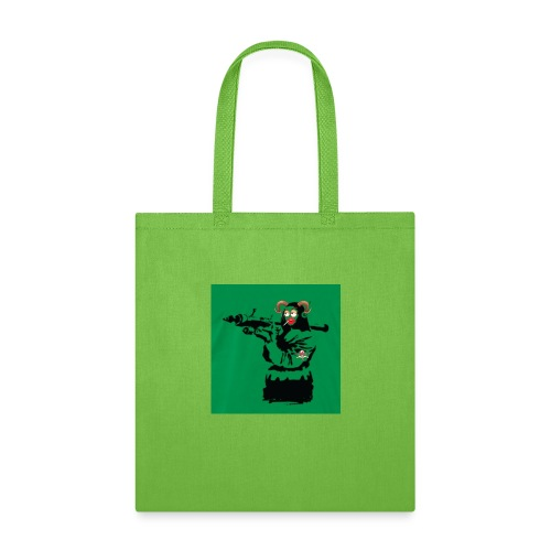 Baskey mona lisa - Tote Bag