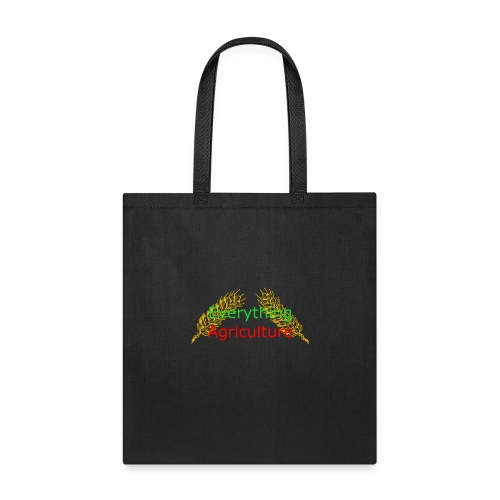 Everything Agriculture LOGO - Tote Bag