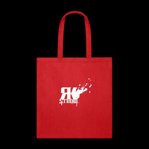 RKStudio White Logo Version - Tote Bag