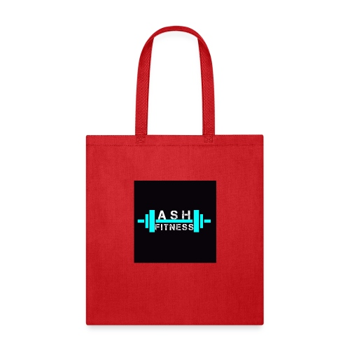 ASH FITNESS ACCESSORIES - Tote Bag