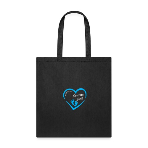Baby coming soon - Tote Bag