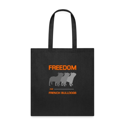 French Bulldogs - Tote Bag