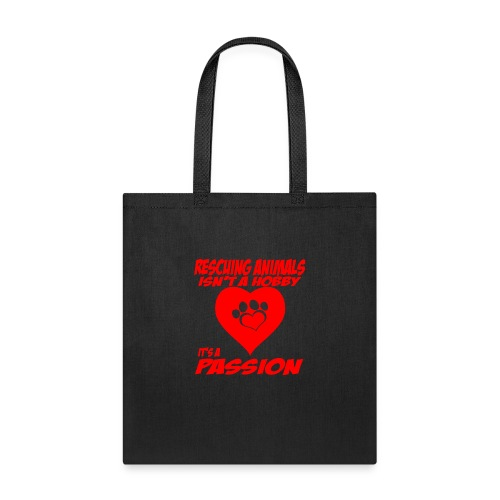 01 rescuing animals copy - Tote Bag