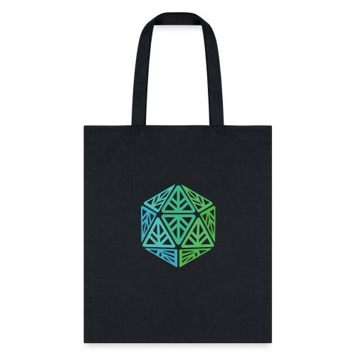 Green Leaf Geek Iconic Logo - Tote Bag