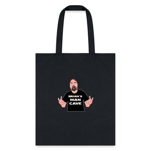 Brian's Man Cave - Tote Bag