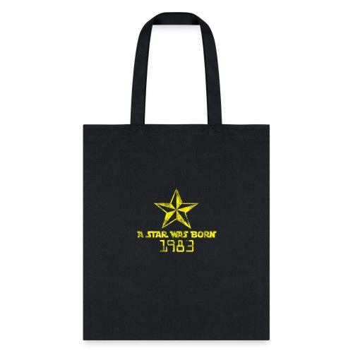 06 a star was born copy - Tote Bag