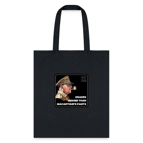MacArthurs Grades - Tote Bag