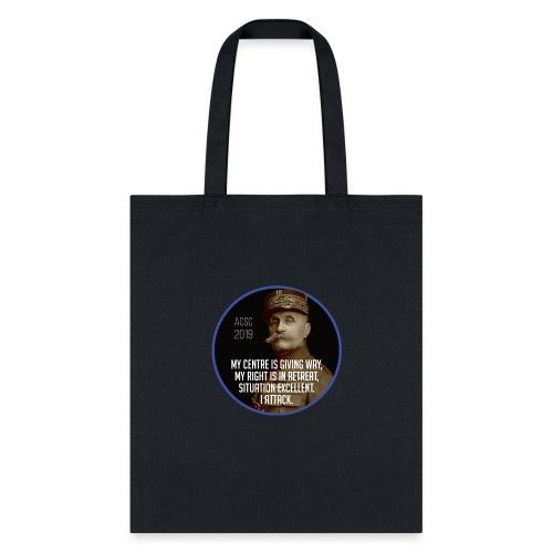 Foch: I Attack - Tote Bag