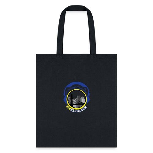 510radio.com Blue & Yellow Logo - Tote Bag