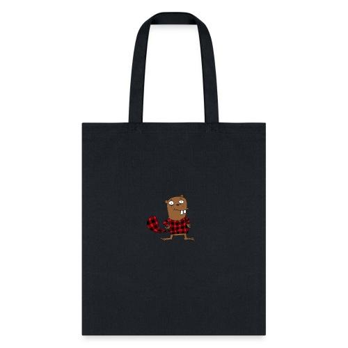 Canadian beaver - Tote Bag