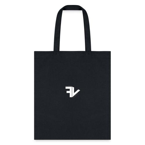 Basic White Colourway - Tote Bag