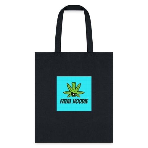 Fatal Hoodie logo hoodie - Tote Bag