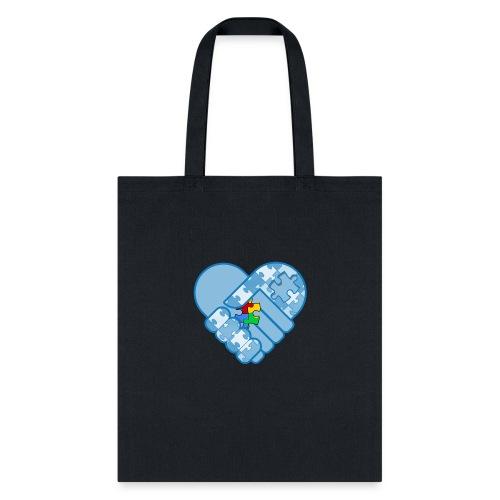ASD Heart - Tote Bag