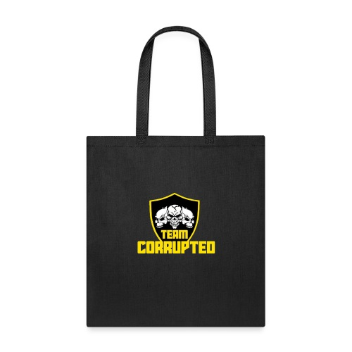 Team Corrupted Logo - Tote Bag