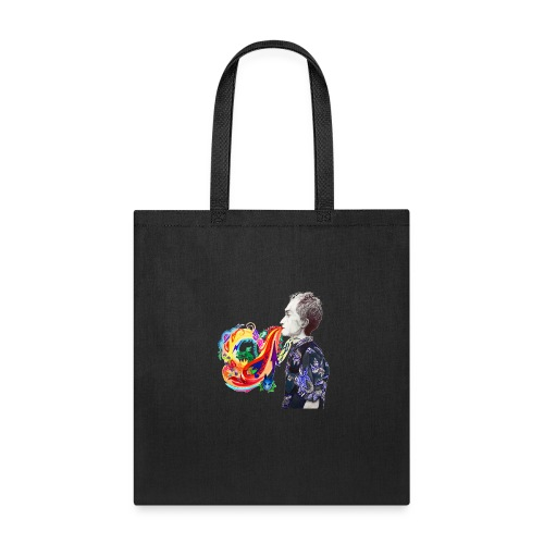 Breathe Cover Art - Tote Bag