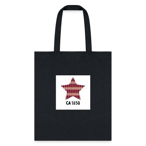 A star is born in California - Tote Bag