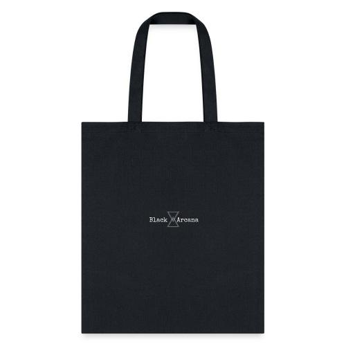 Black Arcana - Tote Bag