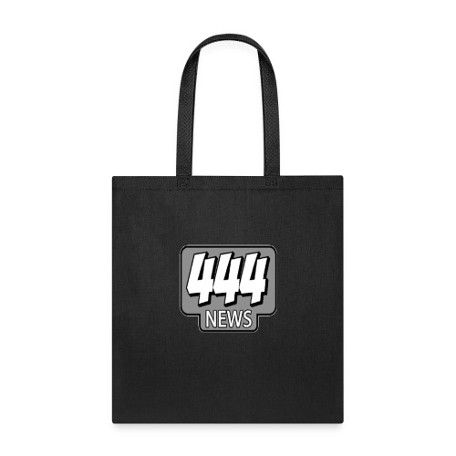 444 News Logo - Tote Bag