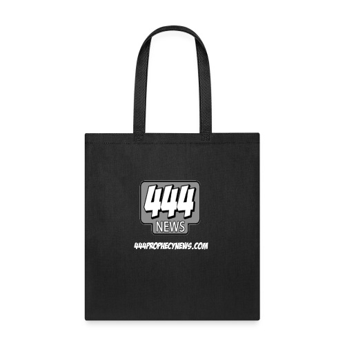 444 Prophecy News - Tote Bag