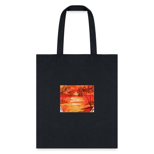 Malachi TROPICAL ILLUSION - Tote Bag