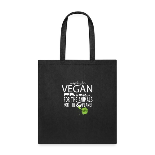 unapologetic VEGAN - Tote Bag