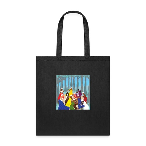 Etheric Touch Healing Ceremony Day time - Tote Bag