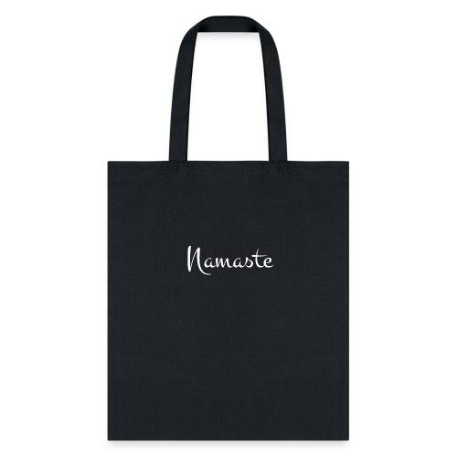 Namaste Design - Tote Bag