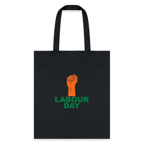 Labour day / Fist / 2c - Tote Bag