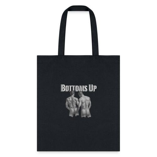 bottoms up - Tote Bag