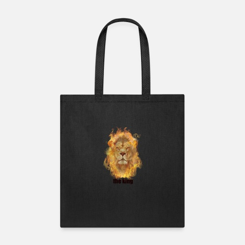تي شرت الملك - Tote Bag
