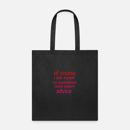 advice - Tote Bag