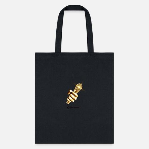 Golden sound - Tote Bag