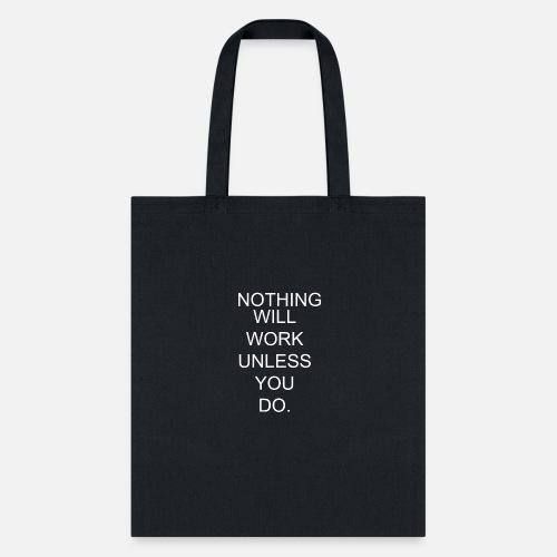 WORK - Tote Bag