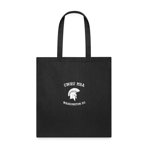 CWRU MSA Program Washington, D.C - Tote Bag
