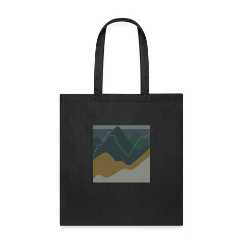 Mountains - Tote Bag
