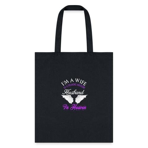 I m a wife - Tote Bag