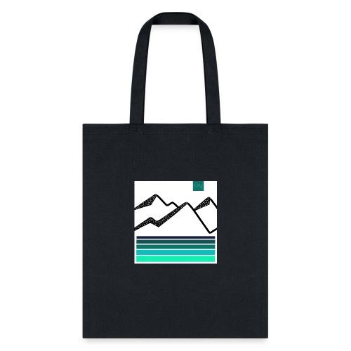 Mountain Blues - Tote Bag