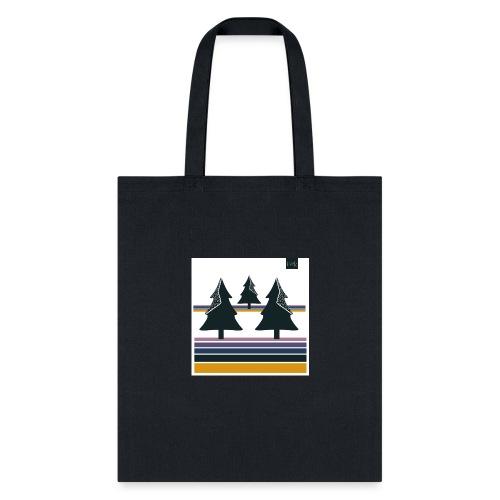 Trees on the Horizon - Tote Bag