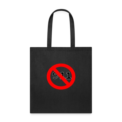 foullar never use 911 records - Tote Bag